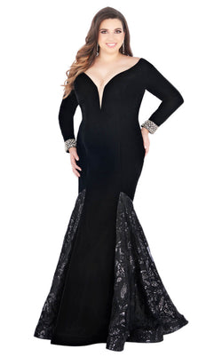 Mac Duggal Fabulouss 66813F Dress