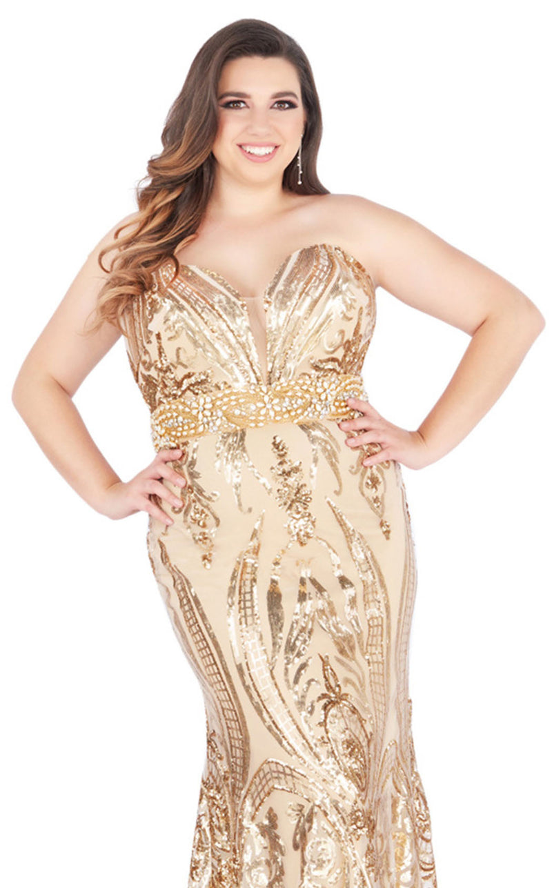 Mac Duggal Fabulouss 66828F Dress