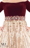 Mac Duggal Fabulouss 66831F Dress