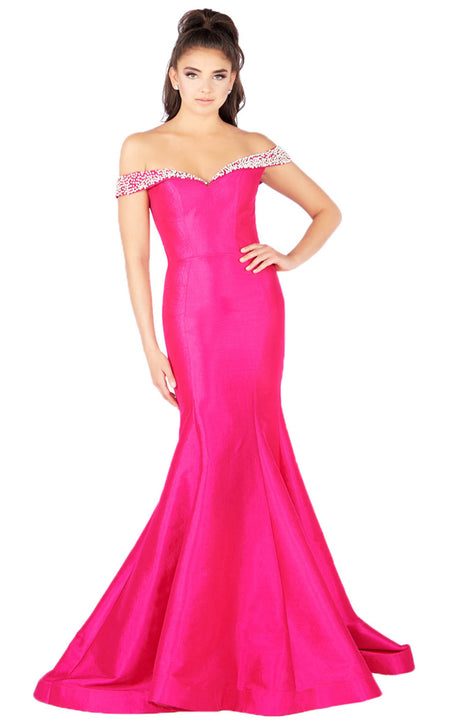 Mac Duggal 4828L Dress