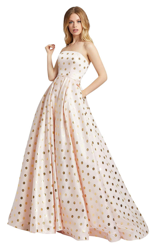 Mac Duggal 67093L Light-Pink