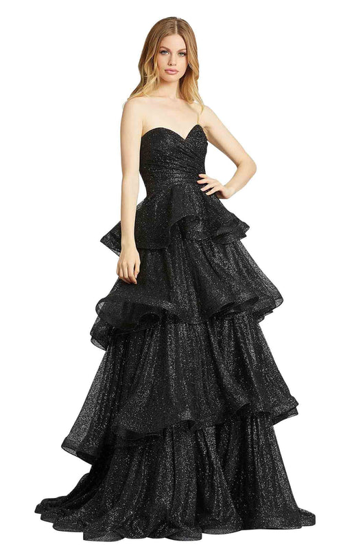 Mac Duggal 67195M Black