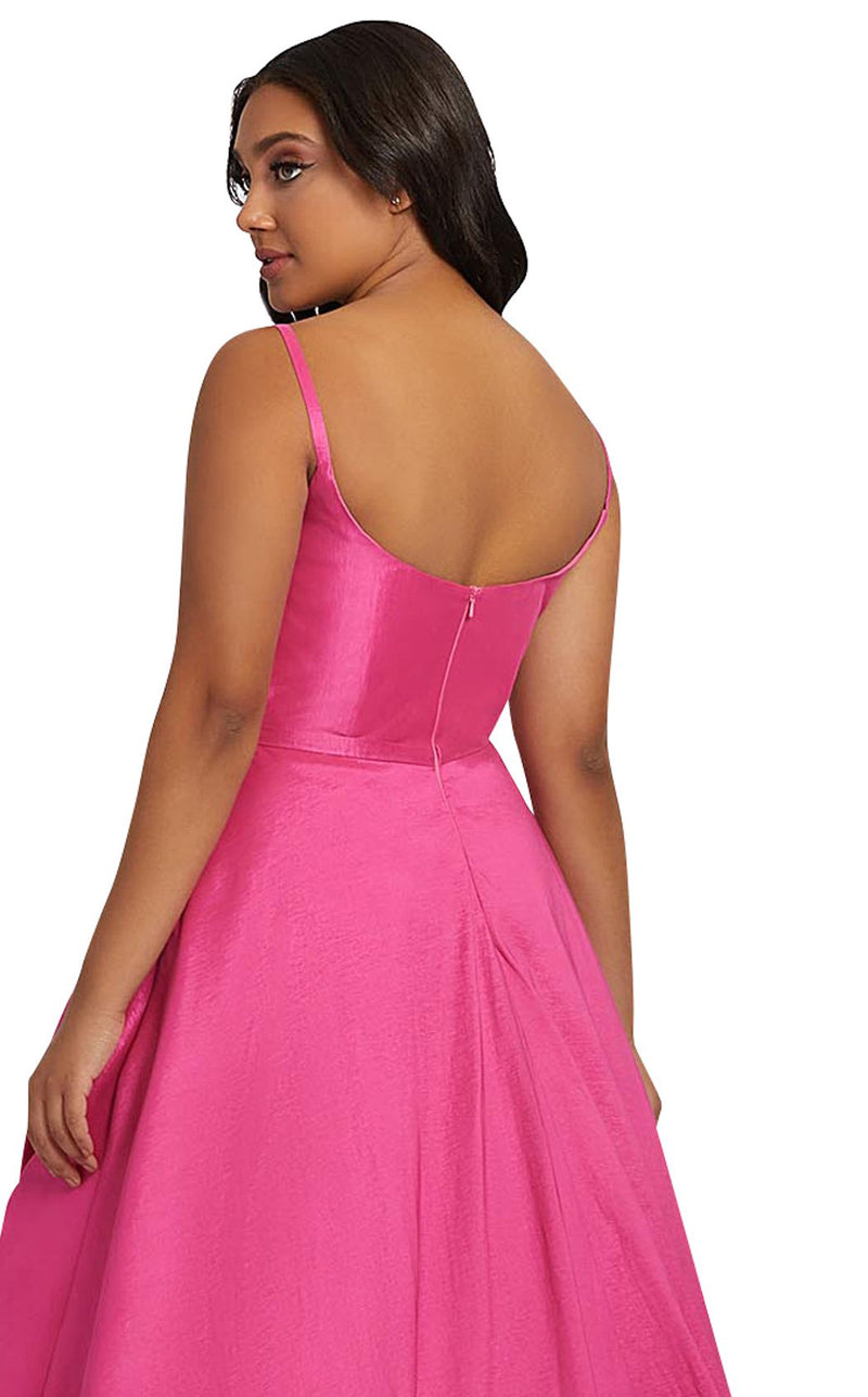 Mac Duggal Fabulouss 67219F Pink