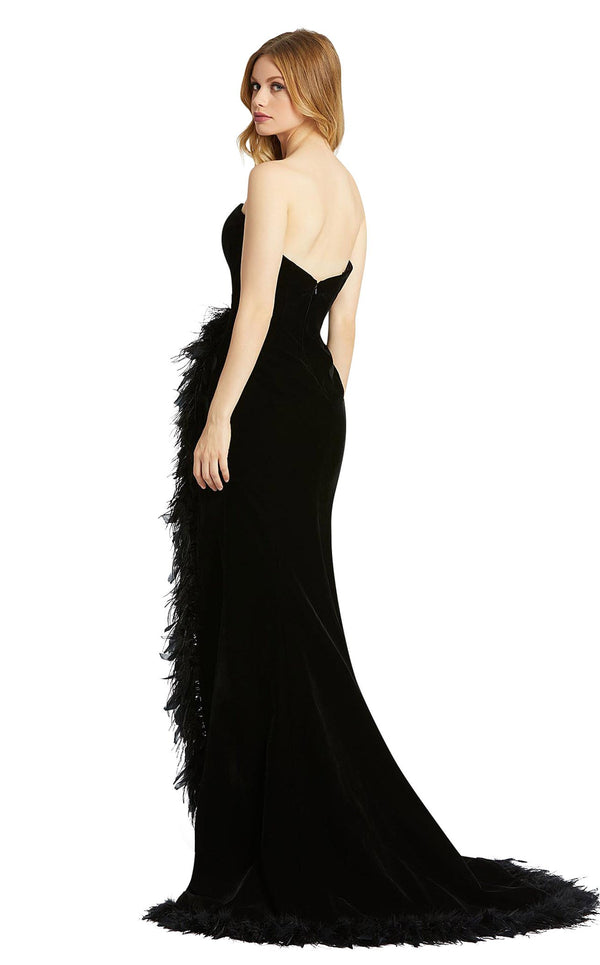 Mac Duggal 67287M Black