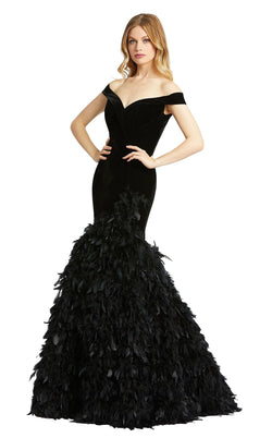 Mac Duggal 67313M Black