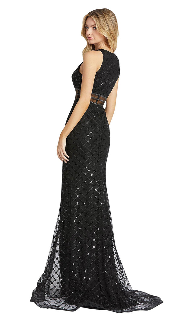 Mac Duggal 67329L Black