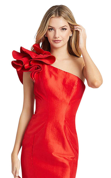 Mac Duggal 67379L Red
