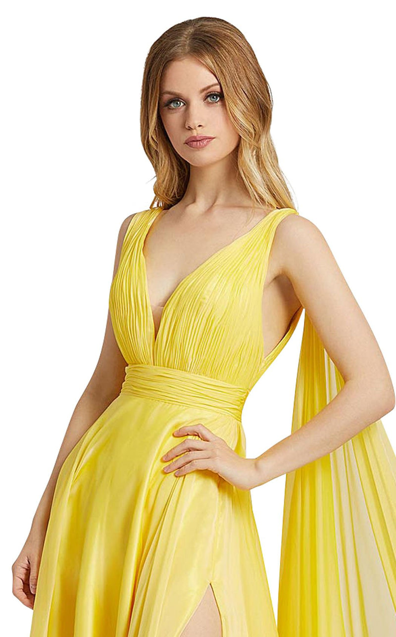 Mac Duggal 67391L Sunshine