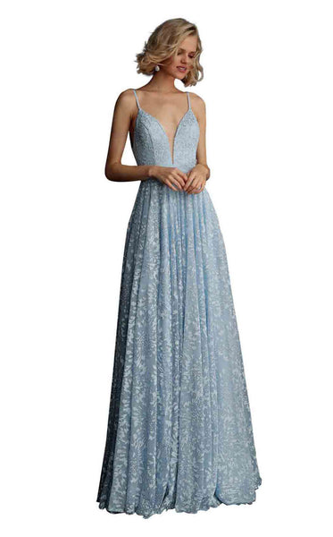 Jovani 67415 Light-Blue