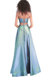Jovani 67419 Emerald-Blue