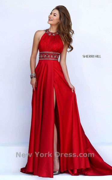 Sherri Hill 11318 Red