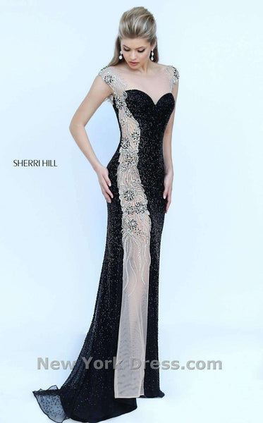 Sherri Hill 11321 Black