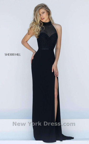 Sherri Hill 11328 Black