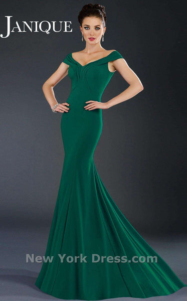 Janique C1458 Emerald