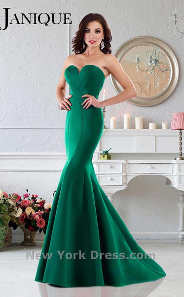 Janique JQ1617 Emerald
