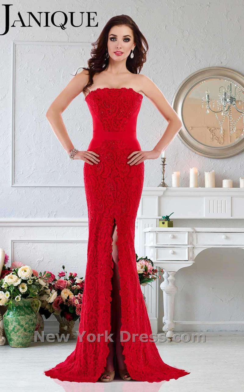 Janique W1371 Red
