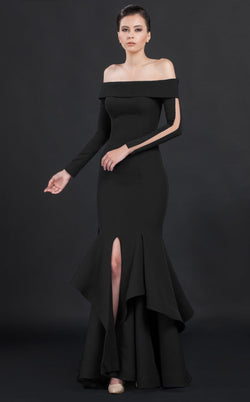 MNM Couture N0043 Black