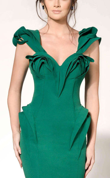 MNM Couture 2263 Green