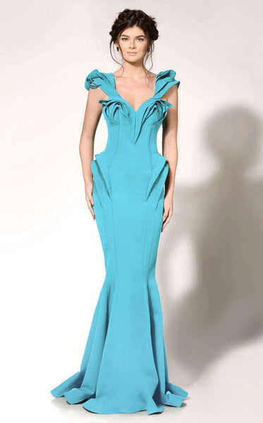 MNM Couture 2263 Turquoise