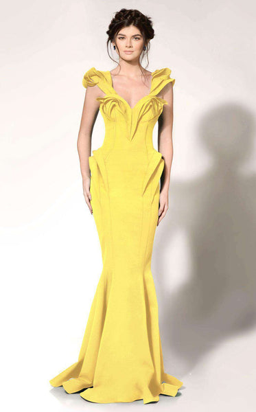 MNM Couture 2263 Yellow
