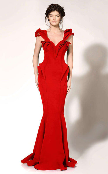 MNM Couture 2263 Red