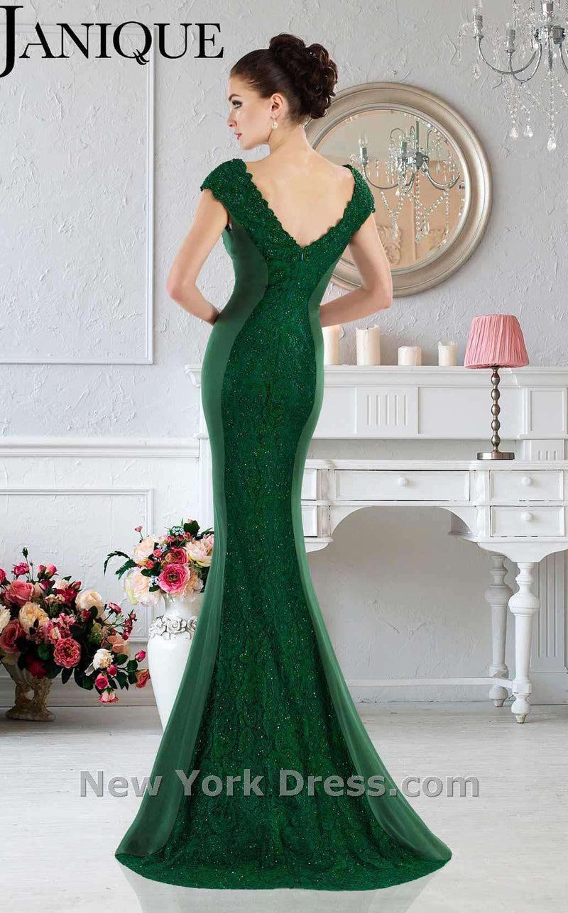 Janique W1361 Emerald