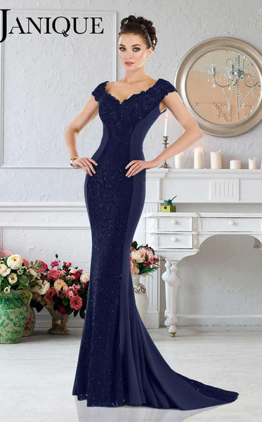 Janique W1361 Navy