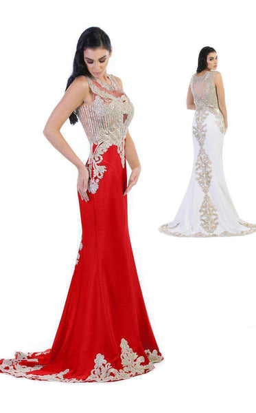 Black Label Couture 2215 Red