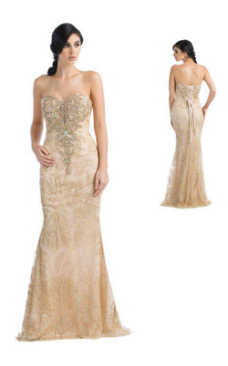 Black Label Couture 2223 Gold