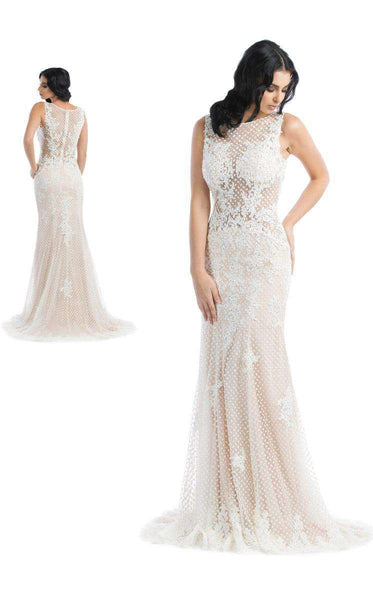 Black Label Couture 2237 Ivory