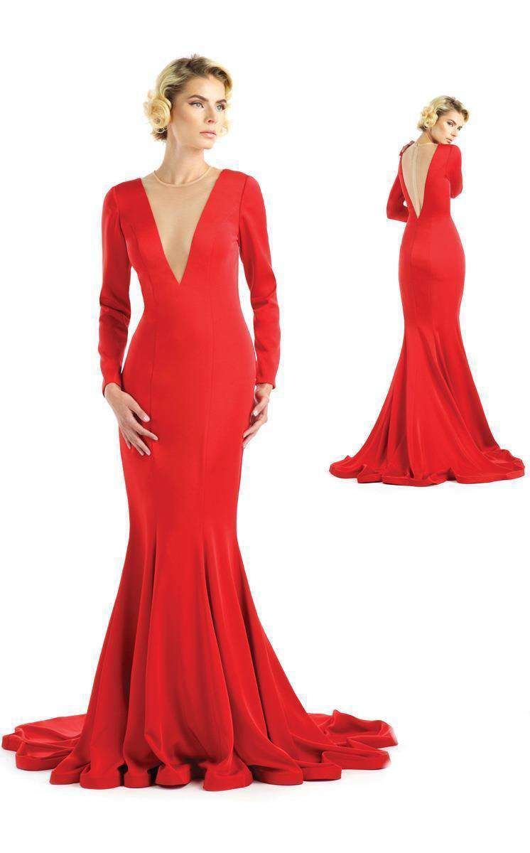 Black Label Couture 2258 Red