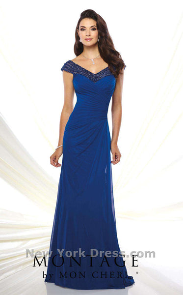 Mon Cheri 116945 Royal Blue