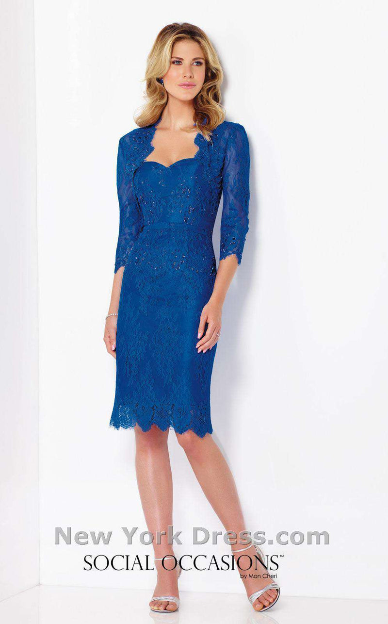Mon Cheri 116845 Royal Blue