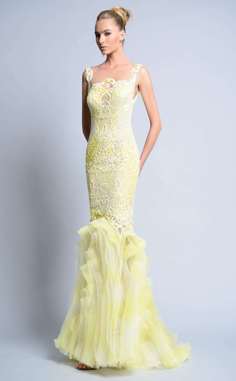 Beside Couture BC1135 Light Yellow
