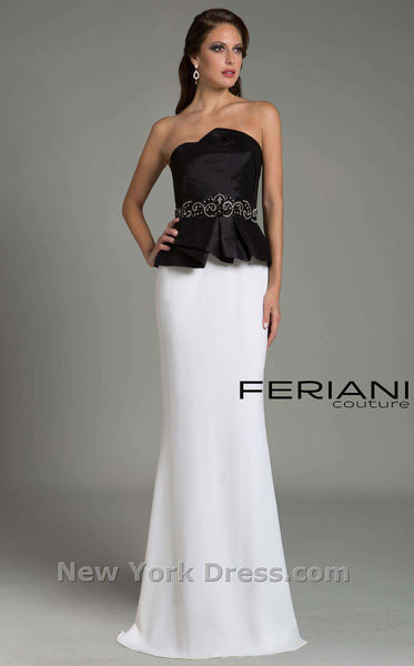 Feriani 18523 Black/White