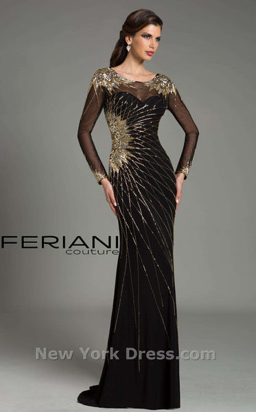 Feriani 26169 Black/Gold