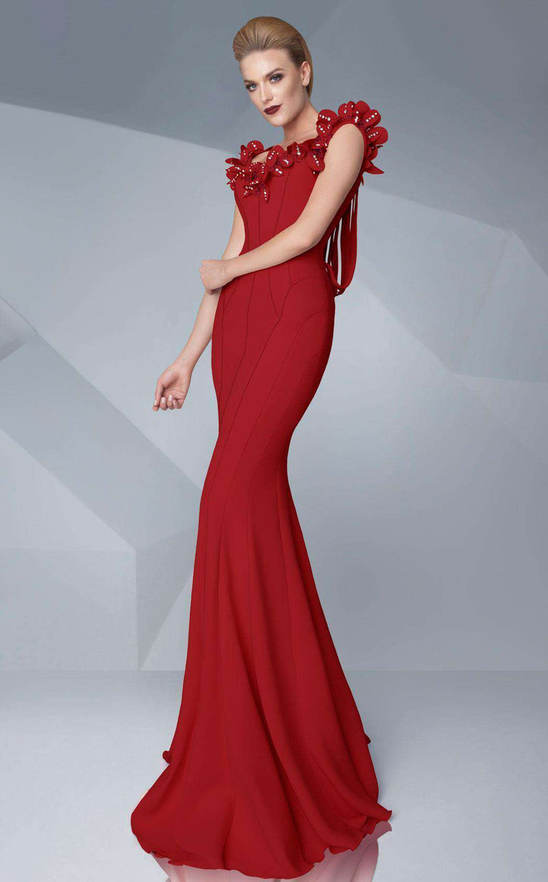MNM Couture G0548 Red
