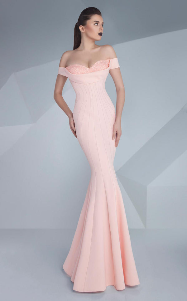 MNM Couture G0592 Pink