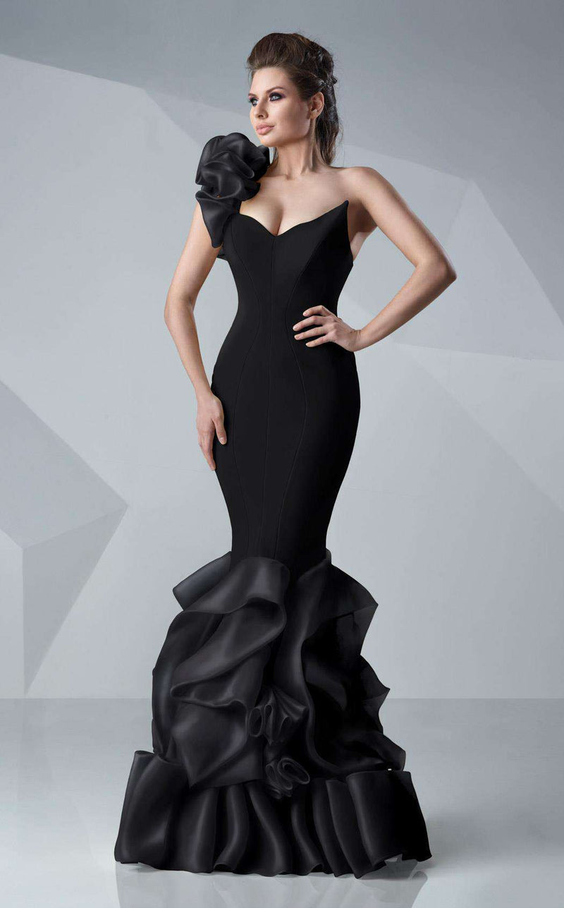 MNM Couture G0629 Black