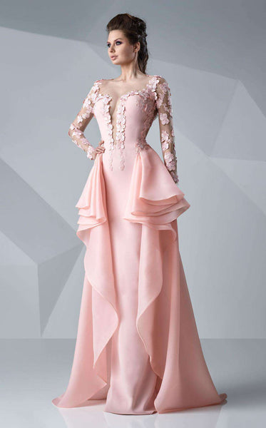 MNM Couture G0649 Pink