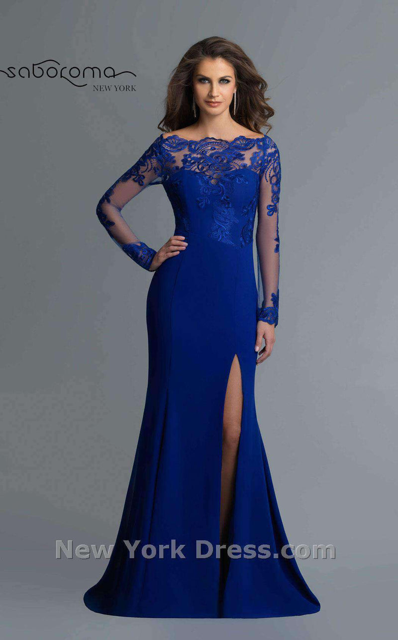 Saboroma 4158 Royal Blue