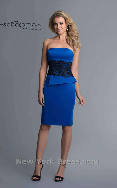 Saboroma 4171 Royal Blue
