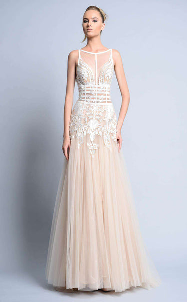 Beside Couture BC1102 Blush/Ivory