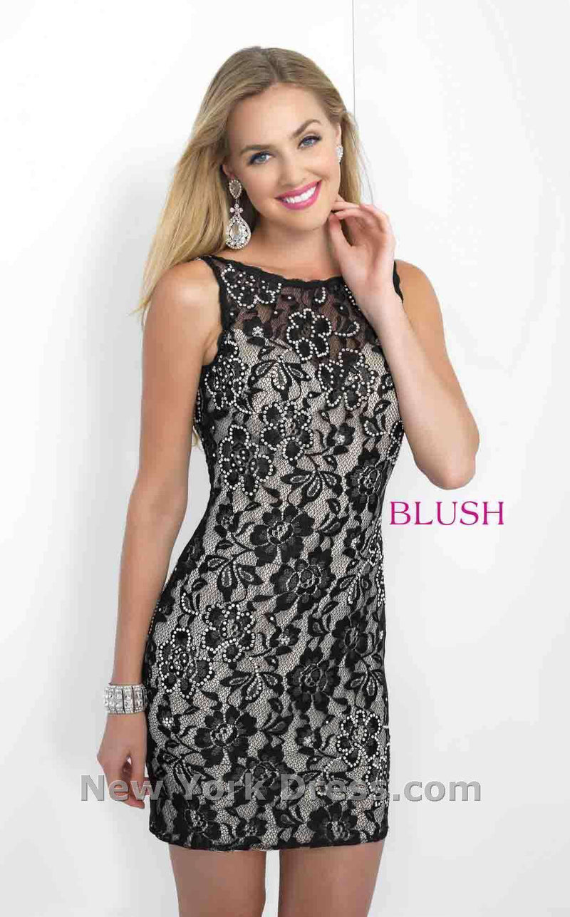 Blush Intrigue 41S Black