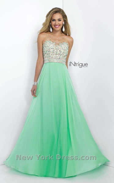 Blush Intrigue 128 Mint Green
