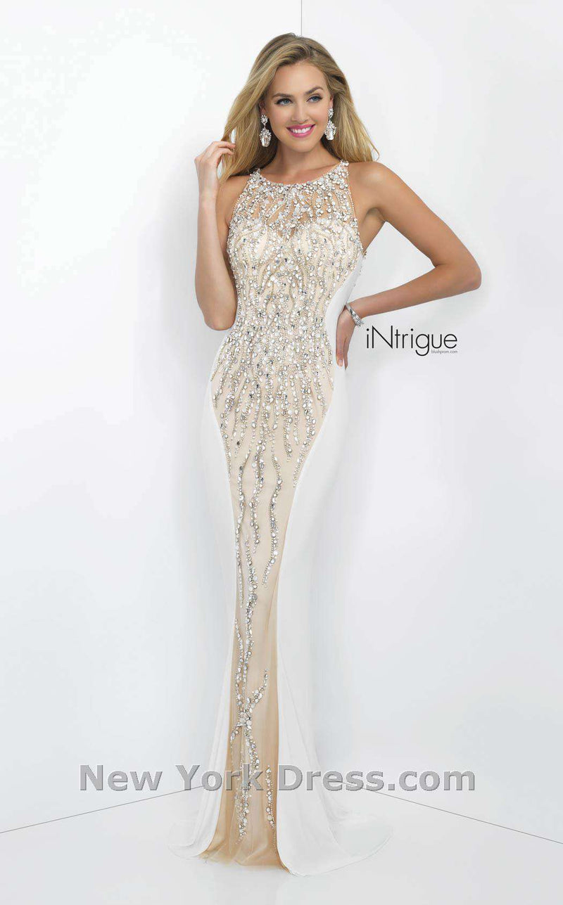 Blush Intrigue 137 White/Nude