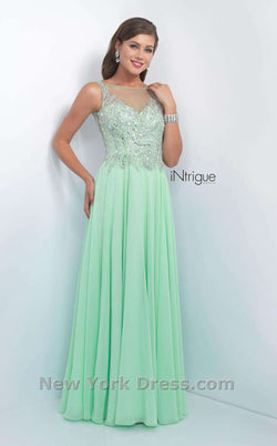 Blush Intrigue 165 Mint Green
