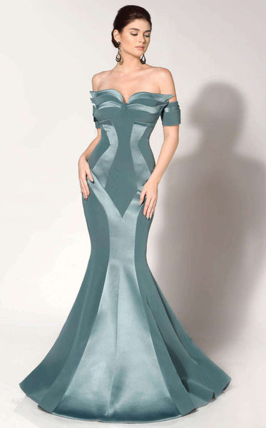 MNM Couture 2276 Teal