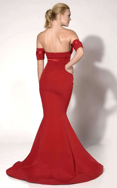 MNM Couture 2276 Red