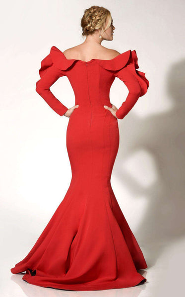 MNM Couture 2285A Red